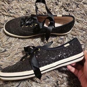 Keds katespade glitter shoe